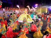 Clausuran festival marítimo Nha Trang 2015