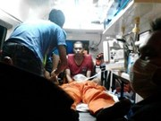 Atiende Vietnam a sus marineros accidentados en Malasia