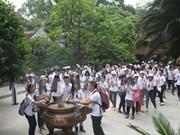 Inauguran Campamento de Verano Vietnam 2015 en Hanoi