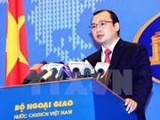 Rechaza Vietnam acciones contra sus pescadores en Hoang Sa