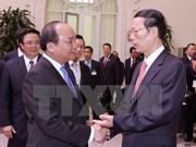 Fomentan Vietnam y China cooperación en diversos campos