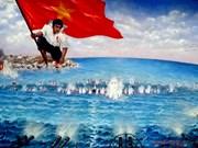 Ofertas crecen en vísperas de subasta de pintura sobre isla Gac Ma