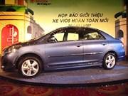 Toyota Vietnam revisa casi cuatro mil autos