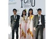 Gana Vietnam oro en Olimpiada Internacional de Química