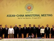 ASEAN-China revisan implementación de DOC