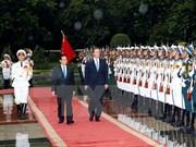 Economía- patrón clave en nexos entre Vietnam y Reino Unido