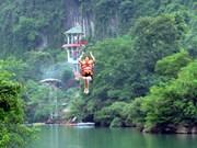 Nutrido programa amenizará festival de cavernas en Quang Binh