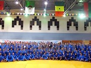 Inauguran Campeonato mundial de artes marciales vietnamitas