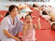 Tay Ninh presta atención a víctimas de agente naranja