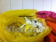 Respalda BM tratamiento de residuos médicos en Vietnam