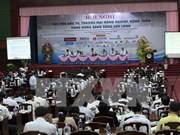 Organizarán foro de cooperación económica en Hau Giang