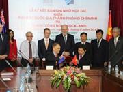 Vietnam y Nueva Zelanda estrechan colaboración universitaria