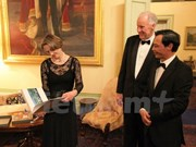 Impulsan Vietnam y Australiana cooperación en comercio y educación
