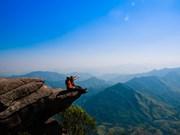 Pha Luong, cima a conquistar por los aventureros