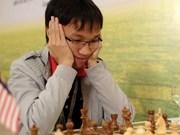 Truong Son se proclama campeón de ajedrez rápido de torneo asiático