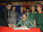 Presidente bangladesí visita Ciudad Ho Chi Minh