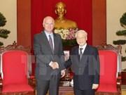 Instan a maximizar potencialidades para nexos Vietnam- UE