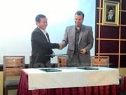 Vietnam e Iran robustecen cooperación interprovincial