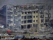 Vietnam envía condolencias a China por explosiones en Tianjin
