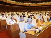 Parlamento analiza proyecto de Ley de detención temporal