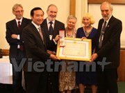 Momento para desarrollar nexos Vietnam-Reino Unido