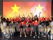 Concluye con éxito campamento estudiantil en Europa