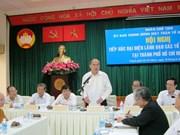 Destacan aportes de religiones a gran unidad nacional