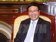 Vicepremier: Diplomacia a la vanguardia en etapa de integración