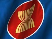 Izada bandera de ASEAN en Ucrania