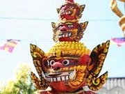 Empeñado khmer en conservar valor de misteriosas máscaras