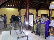 Presentan semana dorada de turismo en Hue