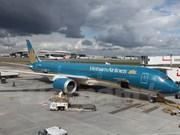 Vietnam Airlines utiliza Boeing 787 Dreamliner para ruta internacional