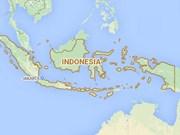 Terremoto de 6,3 grados sacude Indonesia