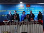 Promueve Ciudad Ho Chi Minh comercio y turismo en Rusia