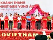 Inauguración de termocentral Vung Ang es punto crucial, dijo premier