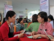 Alta demanda laboral de Ciudad Ho Chi Minh