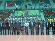Conquista club tailandés torneo asiático de voleibol femenino