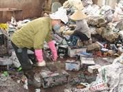 Suecia financia proyecto de gestión de desechos en An Giang