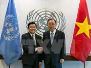 Determinado Vietnam a impulsar desarrollo sostenible