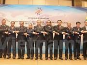 ASEAN inaugura conferencia ministerial sobre delincuencia transnaciona