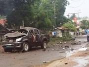 Al menos cuatro muertos por explosión de bomba en Filipinas