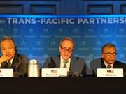 Conclusión de TPP – tratado histórico