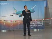 Vietnam Airlines opera Airbus A350 para ruta Hanoi- Seúl