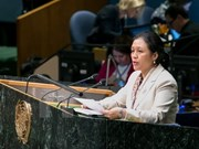 Reitera Vietnam respaldo al desarme nuclear