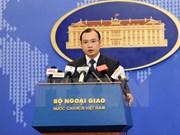 Actividades chinas en Sansha carecen de base legal, dice vocero