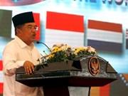Efectúan conferencia ministerial de justicia de ASEAN en Indonesia