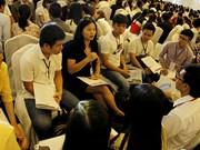 Jóvenes vietnamitas desarrollan habilidades de ciudadano global