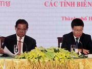 Vietnam y Cambodia renuevan compromisos de cooperación