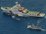 Corte de Arbitraje abordará disputa marítima entre Filipinas y China