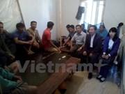 Repatriarán a empelados vietnamitas en Argelia